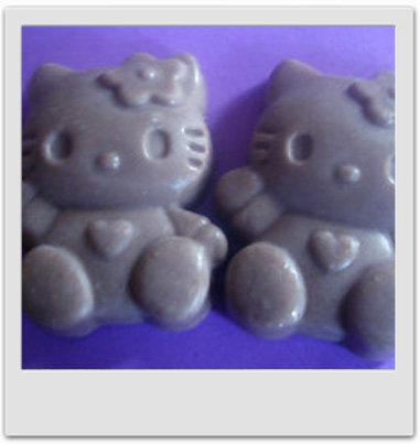 Kitty hydratants moussants chocolat & noix de coco : recettes de cosmétique maison avec macosmetoperso