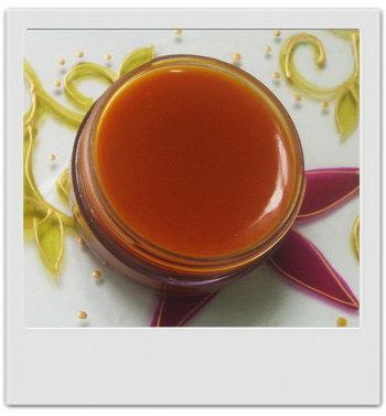 Beurre après-soleil scintillant - recettes de cosmétiques naturels maison avec MaCosmetoPerso