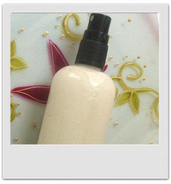 Spray coco plage pour les cheveux : soin, protection et parfum pour les cheveux ! - recettes de cosmétiques naturels maison avec MaCosmetoPerso