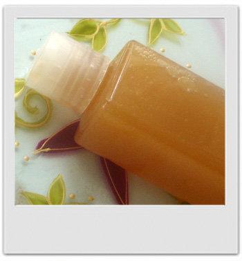 Gel douche dynamisant guarana et thé vert - recettes de cosmétiques naturels maison avec MaCosmetoPerso