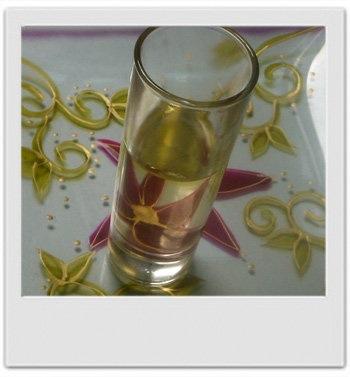 Cocktail d'huiles déstressantes pour le bain : recette de cosmétique maison avec MaCosmetoPerso