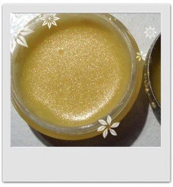 Baume à lèvres miel doré : recette de cosmétique maison avec MaCosmetoPerso