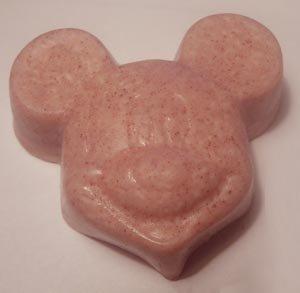 Fondants moussants smoothie fraise : recettes de cosmétiques naturels maison avec macosmetoperso