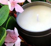 Bougie de massage vanillée : recettes de bougies de massage à faire soi-même avec macosmetoperso