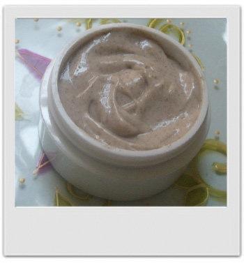 Masque lavant et démélant douceur des cheveux bruns : recette de cosmétique maison avec MaCosmetoPerso