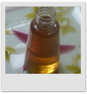 Huile de douche vanille aux épices : recette de cosmétique maison avec MaCosmetoPerso