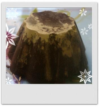 Fondants de douche chocolat noisette décor feuille d'or : recette de cosmétique maison avec MaCosmetoPerso