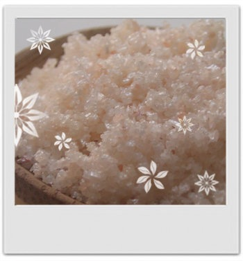 Sable de bain moussant perle vanillée : recette de cosmétique maison avec MaCosmetoPerso