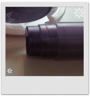 Baume à lèvres crémeux violet aubergine : recette de cosmétique maison avec MaCosmetoPerso