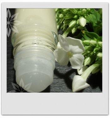 Déodorant crème régulateur jasmin et bergamote : recette de cosmetique maison avec MaCosmetoPerso