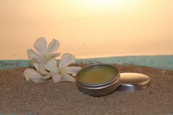 Beurre de massage a nous les iles BMI-M0183 blog